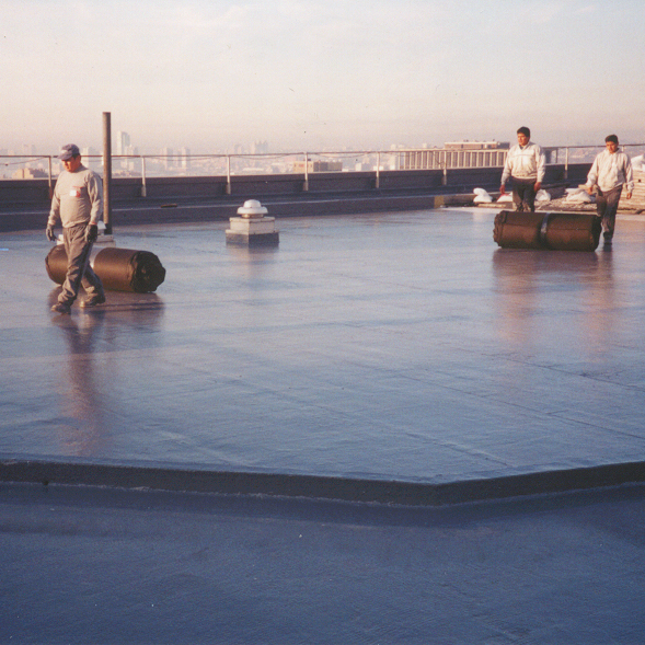 seamless roofing membrane vancouver