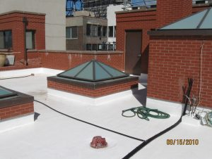 protected membrane roofing vancouver -seamless roofing vancouver - roof waterproofing