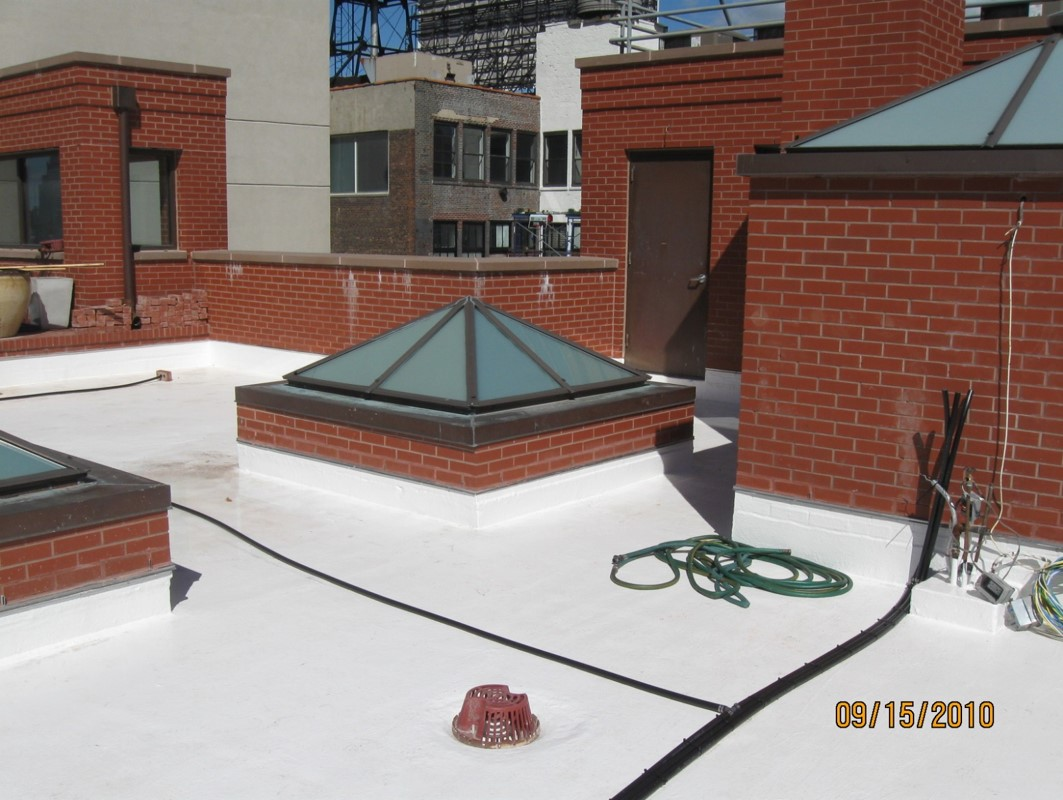 protected membrane roofing vancouver